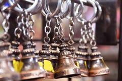 Negozio meraviglioso del ` s del ninnolo in India Fotografia Stock