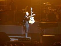 Negramaro concert Stock Images