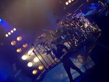 Negramaro concert Stock Photography