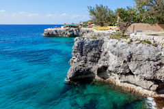 Negril Jamaïque Photos stock