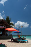 Negril, Jamaica Royalty Free Stock Photography