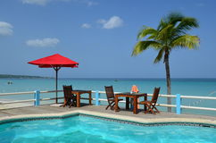 Negril Palms Resort Royalty Free Stock Photography