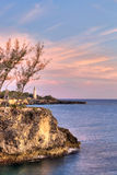 Negril Point Lighthouse Royalty Free Stock Image