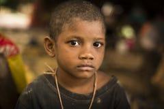 Negrito Sakai, satun, Tailândia Imagens de Stock Royalty Free