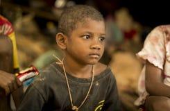 Negrito Sakai, satun, Tailândia Fotos de Stock Royalty Free