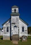 Negro Baptist Church Royalty Free Stock Photo