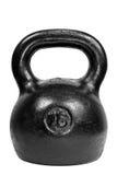 Negro campana de la caldera de 16 kilogramos Fotografía de archivo