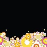 Negro de la burbuja ilustración del vector