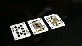 Negro de la combinación de las tarjetas metrajes
