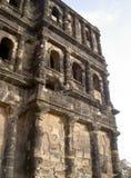 Negro de Porta, Trier (detalhe) Imagens de Stock Royalty Free