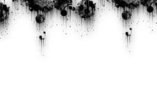 Negro del fondo Imagen de archivo libre de regalías