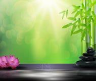 Negro spiritual av bakgrund Royaltyfria Bilder