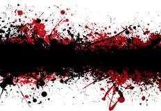 Negro superior de la tira de la sangre libre illustration