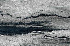 Negro y fondo del acrílico de la plata Imágenes de archivo libres de regalías