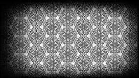 Negro y modelo de Grey Vintage Decorative Ornament Wallpaper libre illustration