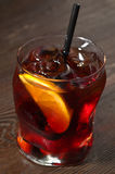 Negroni Photo stock
