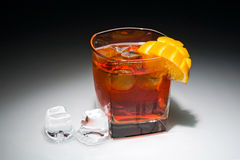 Negroni Royalty Free Stock Photos