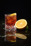 Negroni Royalty Free Stock Photo