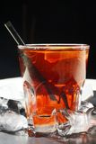 Negroni Royalty Free Stock Image