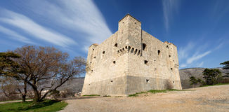 Nehaj Schloss Lizenzfreie Stockfotos