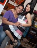 Nehara Peiris and Menaka Rajapakse Royalty Free Stock Image