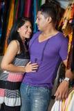 Nehara Peiris und Menaka Rajapakse Lizenzfreies Stockfoto