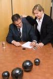 Nehmen der Kenntnisse Lizenzfreies Stockfoto