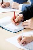 Nehmen der Kenntnisse Lizenzfreie Stockbilder