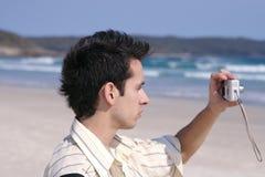 Nehmen des Fotos Lizenzfreie Stockfotos