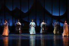 Nehmen Sie an der Religion-zurück zu den Palast-modernen Drama Kaiserinnen im Palast teil Stockbilder