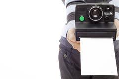 Nehmen Sie ein Foto Lizenzfreie Stockfotografie