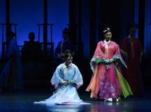 Nehmen Sie eine Entschuldigung-zurück zu den Palast-modernen Drama Kaiserinnen im Palast an Stockfotografie