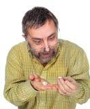 Nehmen Sie eine Pille Lizenzfreie Stockfotografie