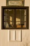 Nehmen Sie Fenster heraus Lizenzfreie Stockbilder