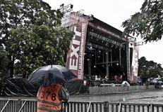 Nehmen Sie Festival, Novi Sad heraus Lizenzfreies Stockfoto