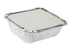 Nehmen Sie Lebensmittel-Behälter weg Stockbild