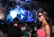 NEHMEN Sie Musikfestival 2013 heraus lizenzfreie stockbilder