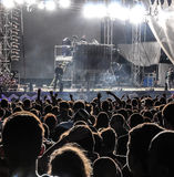 NEHMEN Sie Musikfestival 2013 heraus stockfotografie