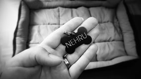 nehru Arkivfoton