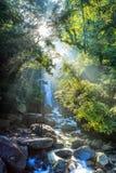 Neidong vattenfall Arkivfoton