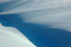 neige Photographie stock