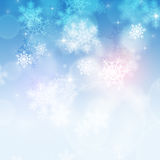 Neige Background Photos stock