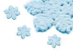 Neige Background Flocons de neige Photo libre de droits