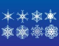 neige d'éclailles photos stock
