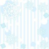 neige de fond Image libre de droits