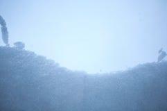 neige de fond Photos stock