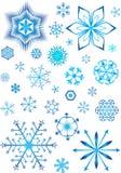 neige de fond illustration stock