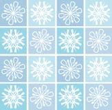 Neige de l'hiver Photos libres de droits