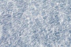 neige de tempête de neige Images stock