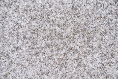 Neige sur la texture d'asphalte Images stock
